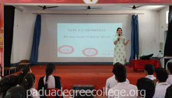 Awareness program on COVID-19 (Corona Virus)